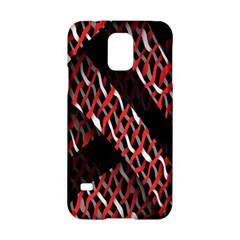 Weave And Knit Pattern Seamless Samsung Galaxy S5 Hardshell Case