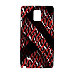 Weave And Knit Pattern Seamless Samsung Galaxy Note 4 Hardshell Case