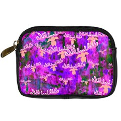 Watercolour Paint Dripping Ink Digital Camera Cases