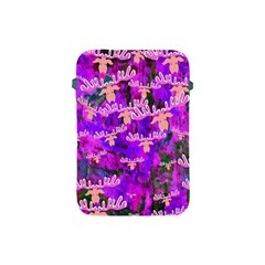 Watercolour Paint Dripping Ink Apple Ipad Mini Protective Soft Cases