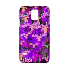 Watercolour Paint Dripping Ink Samsung Galaxy S5 Hardshell Case