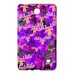 Watercolour Paint Dripping Ink Samsung Galaxy Tab 4 (7 ) Hardshell Case