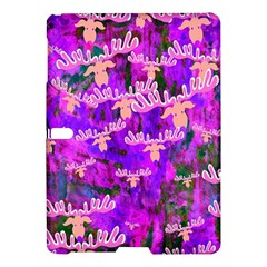 Watercolour Paint Dripping Ink Samsung Galaxy Tab S (10.5 ) Hardshell Case