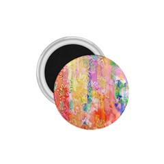 Watercolour Watercolor Paint Ink 1.75  Magnets