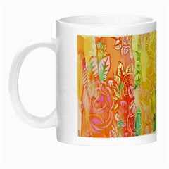 Watercolour Watercolor Paint Ink Night Luminous Mugs