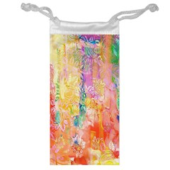 Watercolour Watercolor Paint Ink Jewelry Bag