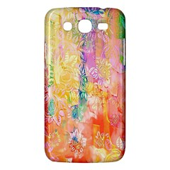 Watercolour Watercolor Paint Ink Samsung Galaxy Mega 5 8 I9152 Hardshell Case