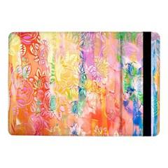 Watercolour Watercolor Paint Ink Samsung Galaxy Tab Pro 10 1  Flip Case