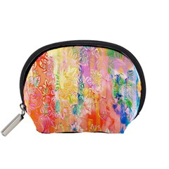 Watercolour Watercolor Paint Ink Accessory Pouches (Small)