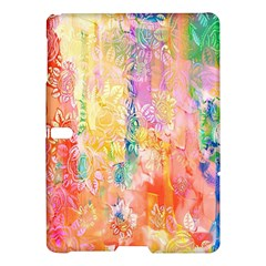 Watercolour Watercolor Paint Ink Samsung Galaxy Tab S (10 5 ) Hardshell Case
