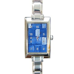 Wall Tile Design Texture Pattern Rectangle Italian Charm Watch