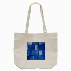 Wall Tile Design Texture Pattern Tote Bag (Cream)