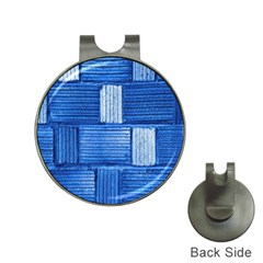 Wall Tile Design Texture Pattern Hat Clips With Golf Markers