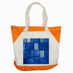 Wall Tile Design Texture Pattern Accent Tote Bag