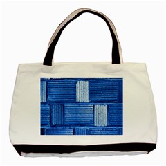 Wall Tile Design Texture Pattern Basic Tote Bag (Two Sides)