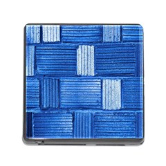 Wall Tile Design Texture Pattern Memory Card Reader (Square)