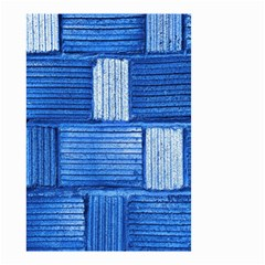 Wall Tile Design Texture Pattern Small Garden Flag (two Sides)
