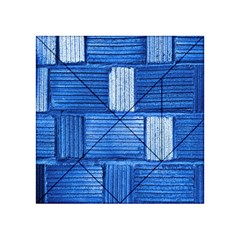 Wall Tile Design Texture Pattern Acrylic Tangram Puzzle (4  X 4 )