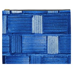 Wall Tile Design Texture Pattern Cosmetic Bag (xxxl)