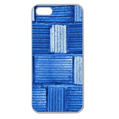 Wall Tile Design Texture Pattern Apple Seamless Iphone 5 Case (clear)