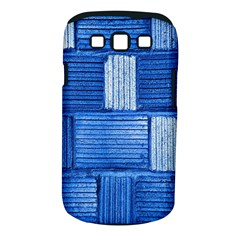 Wall Tile Design Texture Pattern Samsung Galaxy S Iii Classic Hardshell Case (pc+silicone)