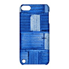Wall Tile Design Texture Pattern Apple Ipod Touch 5 Hardshell Case With Stand