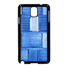 Wall Tile Design Texture Pattern Samsung Galaxy Note 3 Neo Hardshell Case (black)