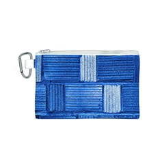 Wall Tile Design Texture Pattern Canvas Cosmetic Bag (s)