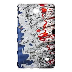 Water Reflection Abstract Blue Samsung Galaxy Tab 4 (8 ) Hardshell Case