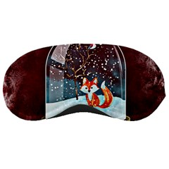 Winter Snow Ball Snow Cold Fun Sleeping Masks