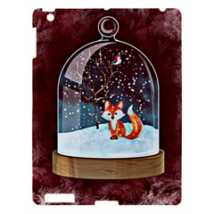 Winter Snow Ball Snow Cold Fun Apple iPad 3/4 Hardshell Case