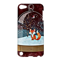 Winter Snow Ball Snow Cold Fun Apple Ipod Touch 5 Hardshell Case