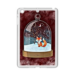 Winter Snow Ball Snow Cold Fun Ipad Mini 2 Enamel Coated Cases