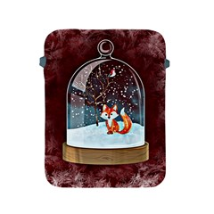 Winter Snow Ball Snow Cold Fun Apple iPad 2/3/4 Protective Soft Cases