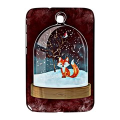 Winter Snow Ball Snow Cold Fun Samsung Galaxy Note 8.0 N5100 Hardshell Case