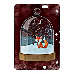 Winter Snow Ball Snow Cold Fun Kindle Fire Hdx 8 9  Hardshell Case