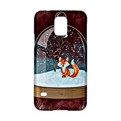 Winter Snow Ball Snow Cold Fun Samsung Galaxy S5 Hardshell Case