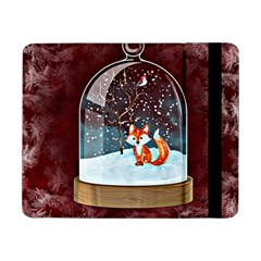 Winter Snow Ball Snow Cold Fun Samsung Galaxy Tab Pro 8.4  Flip Case