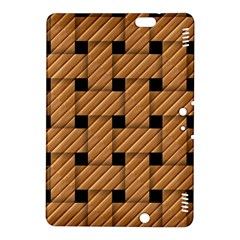 Wood Texture Weave Pattern Kindle Fire Hdx 8 9  Hardshell Case
