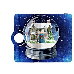 Winter Snow Ball Snow Cold Fun Kindle Fire Hdx 8 9  Flip 360 Case