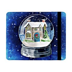 Winter Snow Ball Snow Cold Fun Samsung Galaxy Tab Pro 8 4  Flip Case