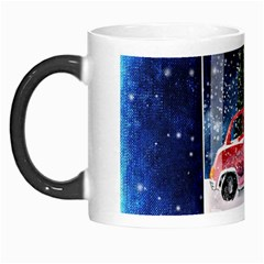Winter Snow Ball Snow Cold Fun Morph Mugs