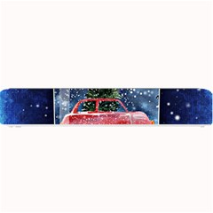 Winter Snow Ball Snow Cold Fun Small Bar Mats