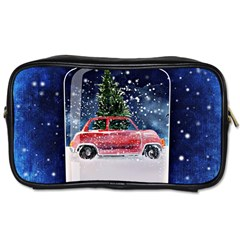 Winter Snow Ball Snow Cold Fun Toiletries Bags
