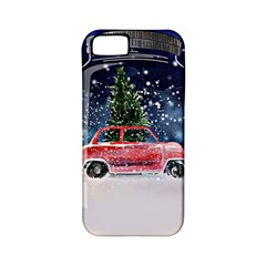 Winter Snow Ball Snow Cold Fun Apple Iphone 5 Classic Hardshell Case (pc+silicone)