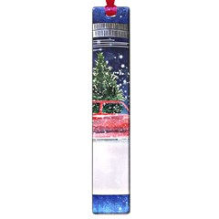 Winter Snow Ball Snow Cold Fun Large Book Marks