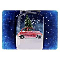 Winter Snow Ball Snow Cold Fun Samsung Galaxy Tab 10 1  P7500 Flip Case