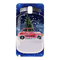 Winter Snow Ball Snow Cold Fun Samsung Galaxy Note 3 N9005 Hardshell Back Case