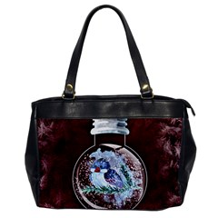 Winter Snow Ball Snow Cold Fun Office Handbags