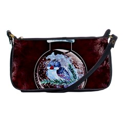 Winter Snow Ball Snow Cold Fun Shoulder Clutch Bags